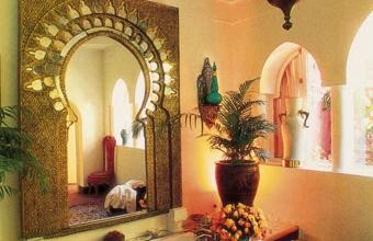 Силуети и шарки от Мароко