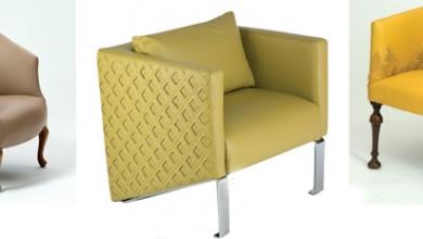 Хелън Ейми Мъри и нейните бродирани кресла