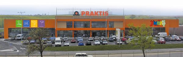 Praktis отвори нов хипермаркет в Хасково