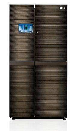 Умен хладилник от LG