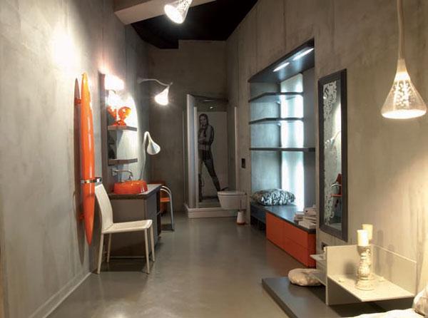 Мебели в реална обстановка в NIDO Loft