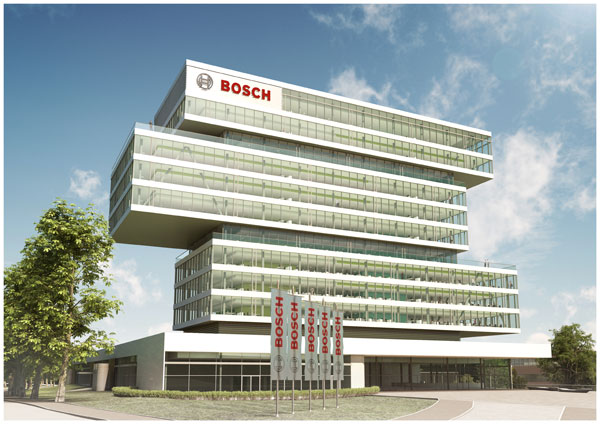 Bosch надхвърли планираните продажби за 2011 г.