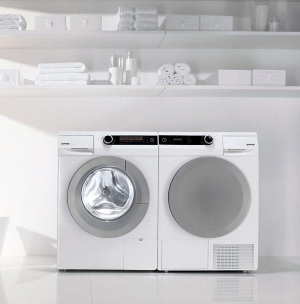 Нови перални и сушилни Gorenje на пазара