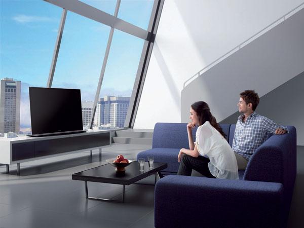 Sony с нови мултифункционални телевизори
