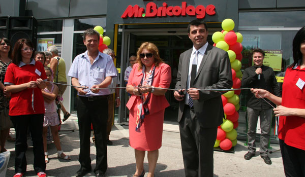 Mr. Bricolage откри втори магазин в Пловдив