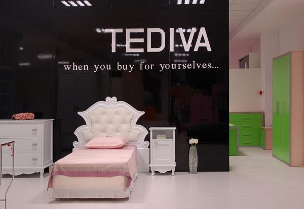 Тедива с нов магазин в Добрич