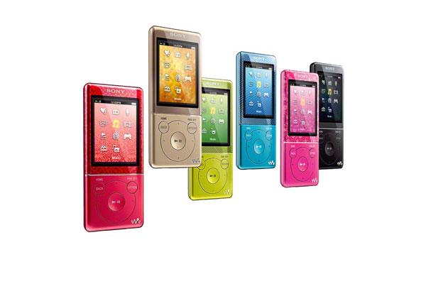 Hi-Fi, Wi-Fi и Android в новите Walkman плейъри