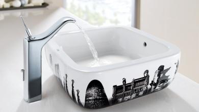 Тандемът смесител и мивка