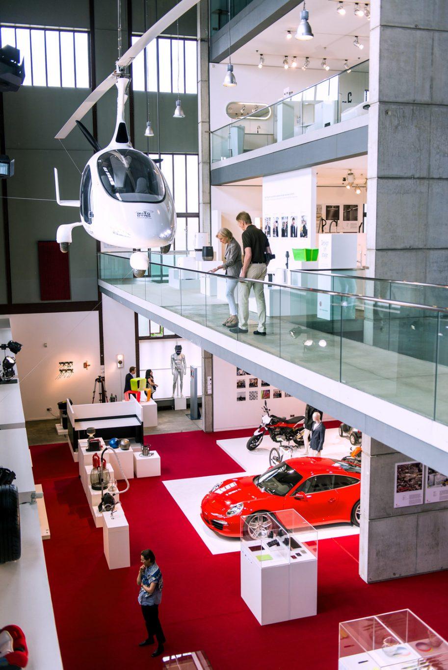 Red Dot Award празнува 60 години история на дизайна [2/3]