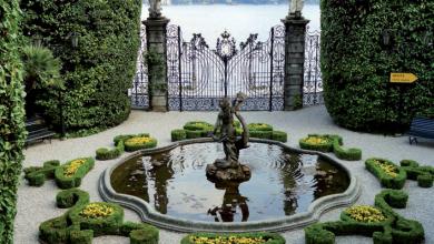 Градините на вила Карлота