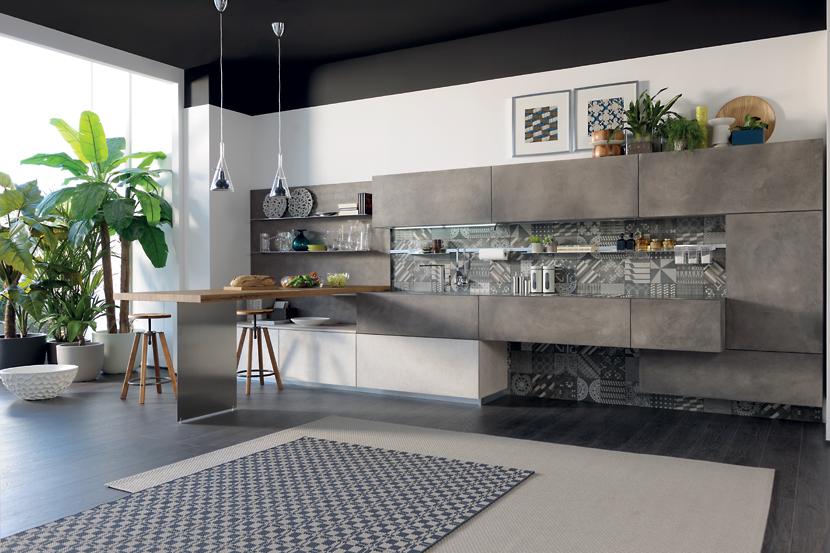 Нови материали в кухнята