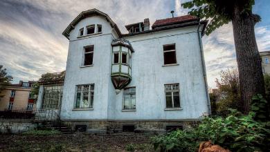 Призрачният дом на арх. Фингов