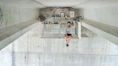Фернандо, който живее под моста