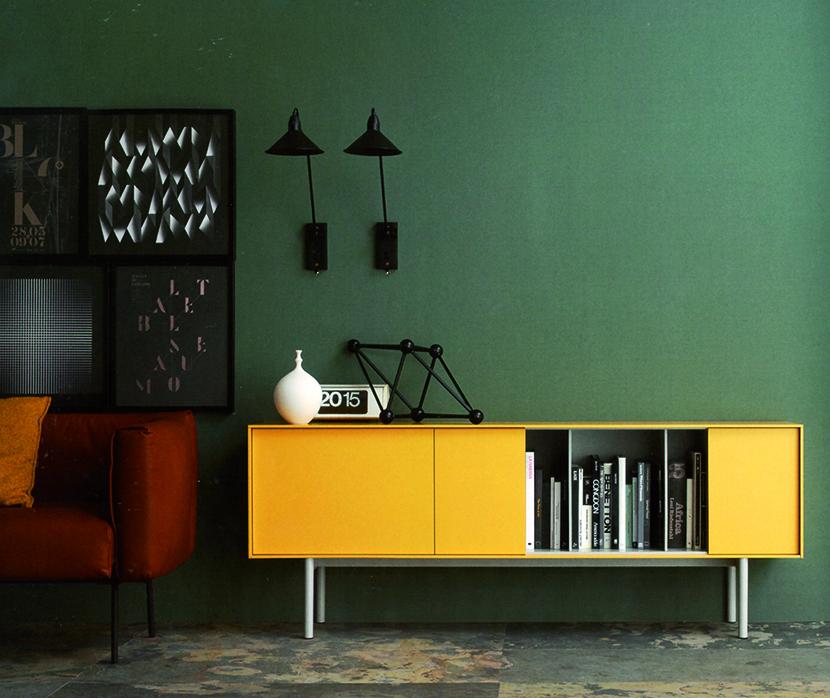 Мебели в левитация