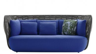 B&B Italia с нови мебели за навън