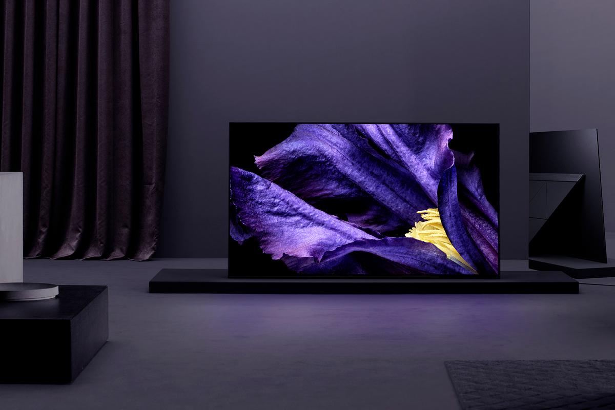 Нови високотехнологични телевизори от Sony [1/3]