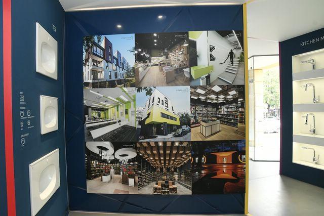 Изложба на Cityscape Architects в шоурум The Bathroom