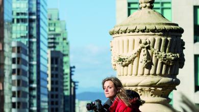 Ема Питър – търсач на облаци и отражения