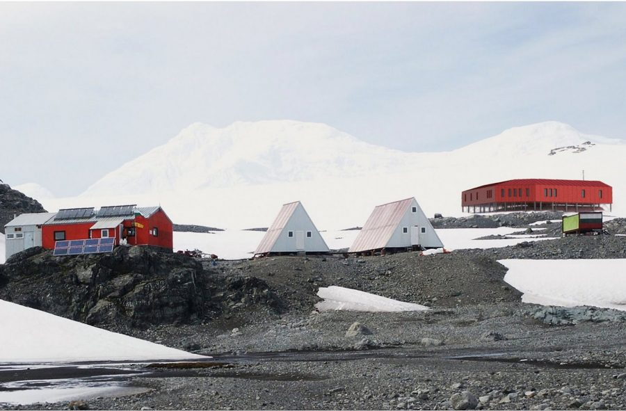 Ледена архитектура