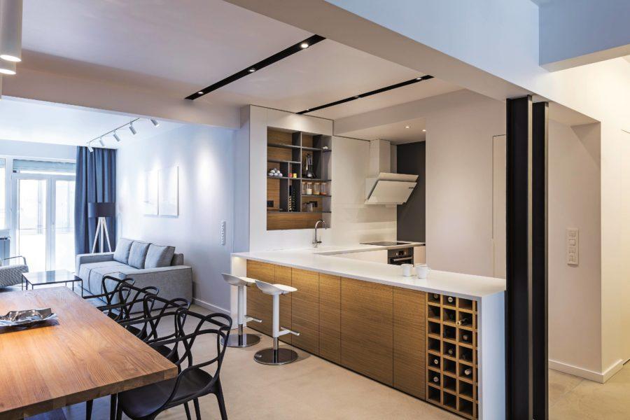 Апартамент без стаи