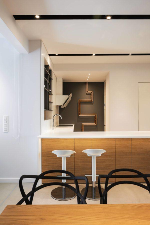 Интериор 21 - Апартамент без стаи