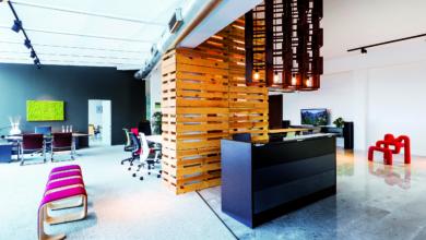 И офис, и галерия