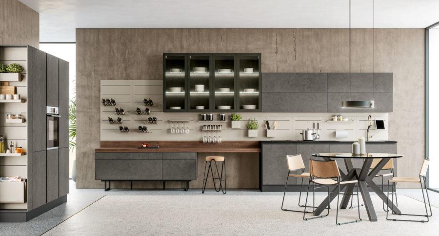 Зелена философия в кухнята от Lube