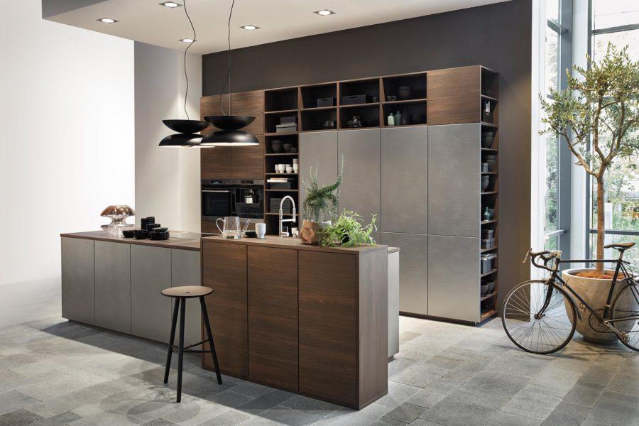 Германско качество и изразителен дизайн за кухнята от Nolte