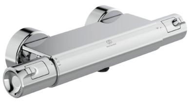 Ceratherm T е новото попълнение термостатни смесители на Ideal Standard