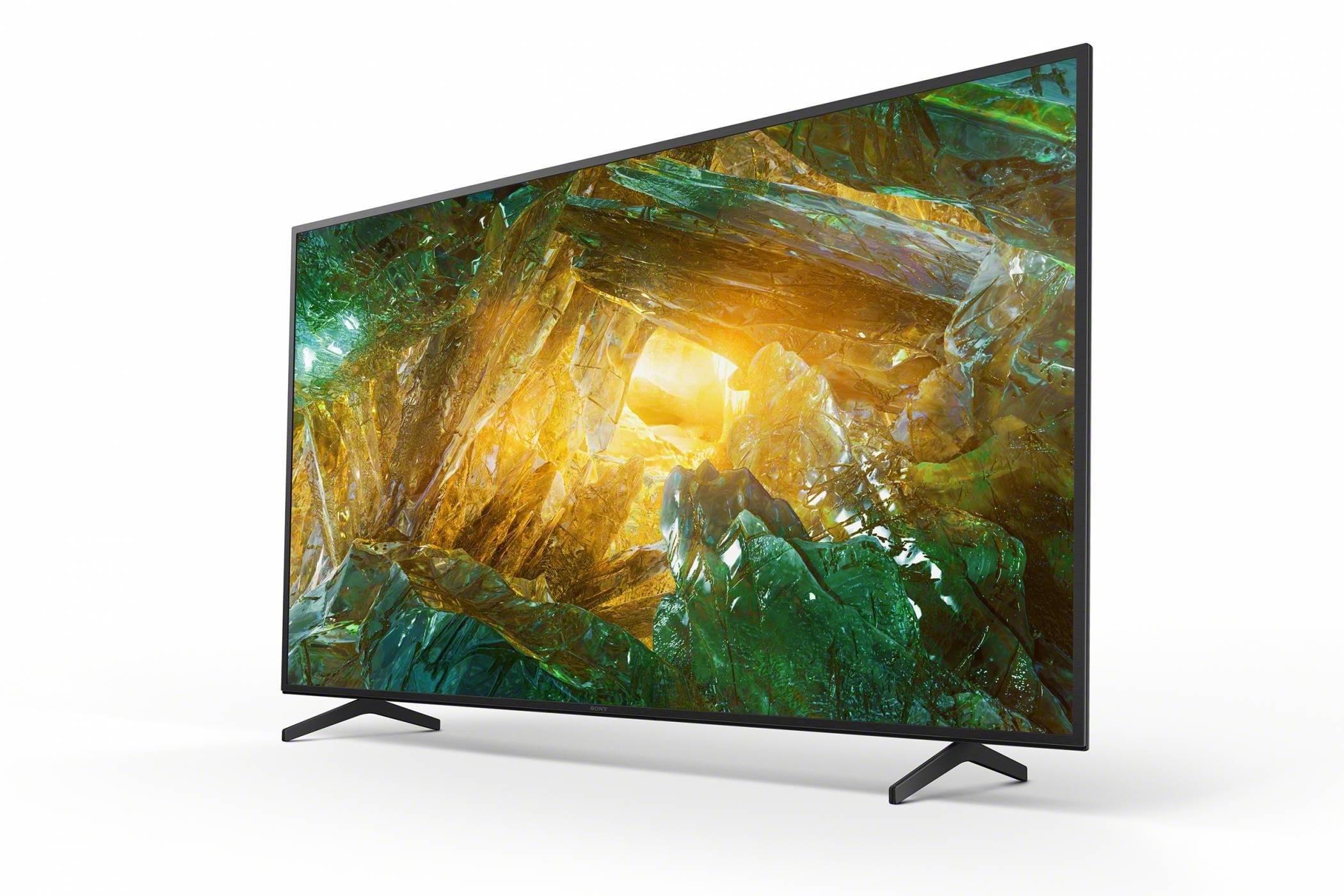 Новите 4K HDR LCD телевизори Sony XH80- контраст и живи цветове