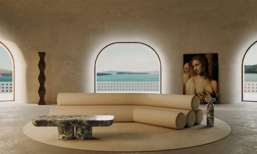 Мечтаният интериор на Йорис Поджиоли