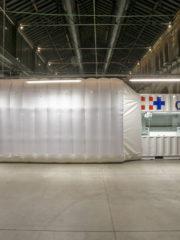 CURA: Connected Units for Respiratory Ailments, Carlo Ratti Associati