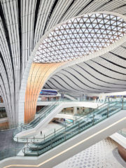 Beijing Daxing International Airport, Zaha Hadid Architects