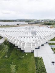 Кампусът Adidas в Херцогенаурах