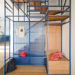 Синята стълба
