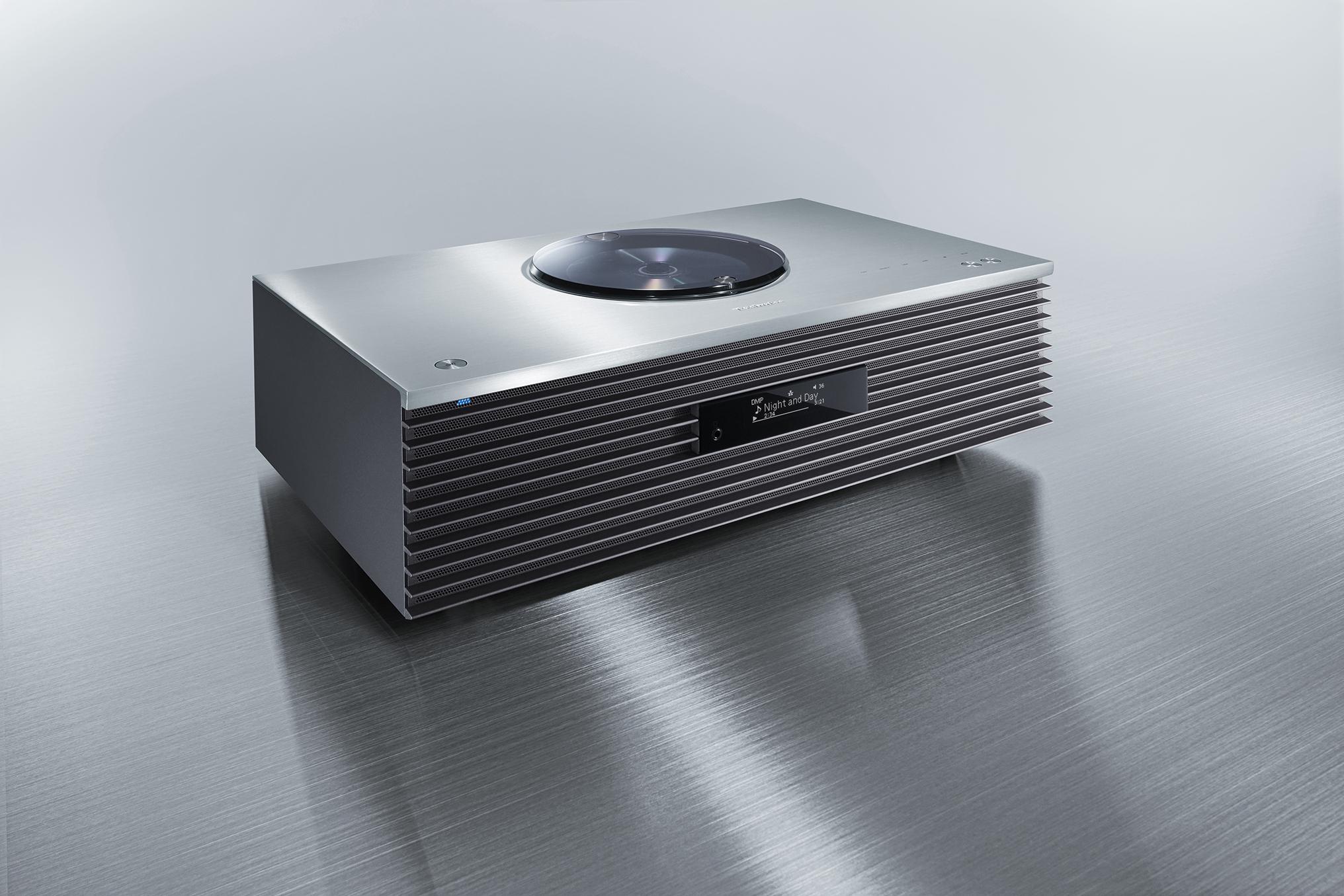 """Звук, дизайн и функционалност – новата музикална система от типа """"всичко в едно"""" OTTAVA™ SC-C70MK2"""