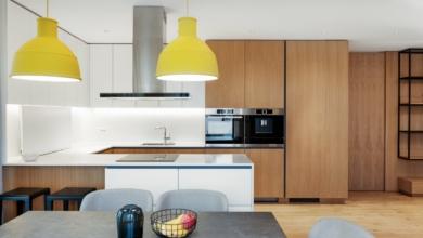 Прецизни детайли и висок клас материали за перфектна кухня