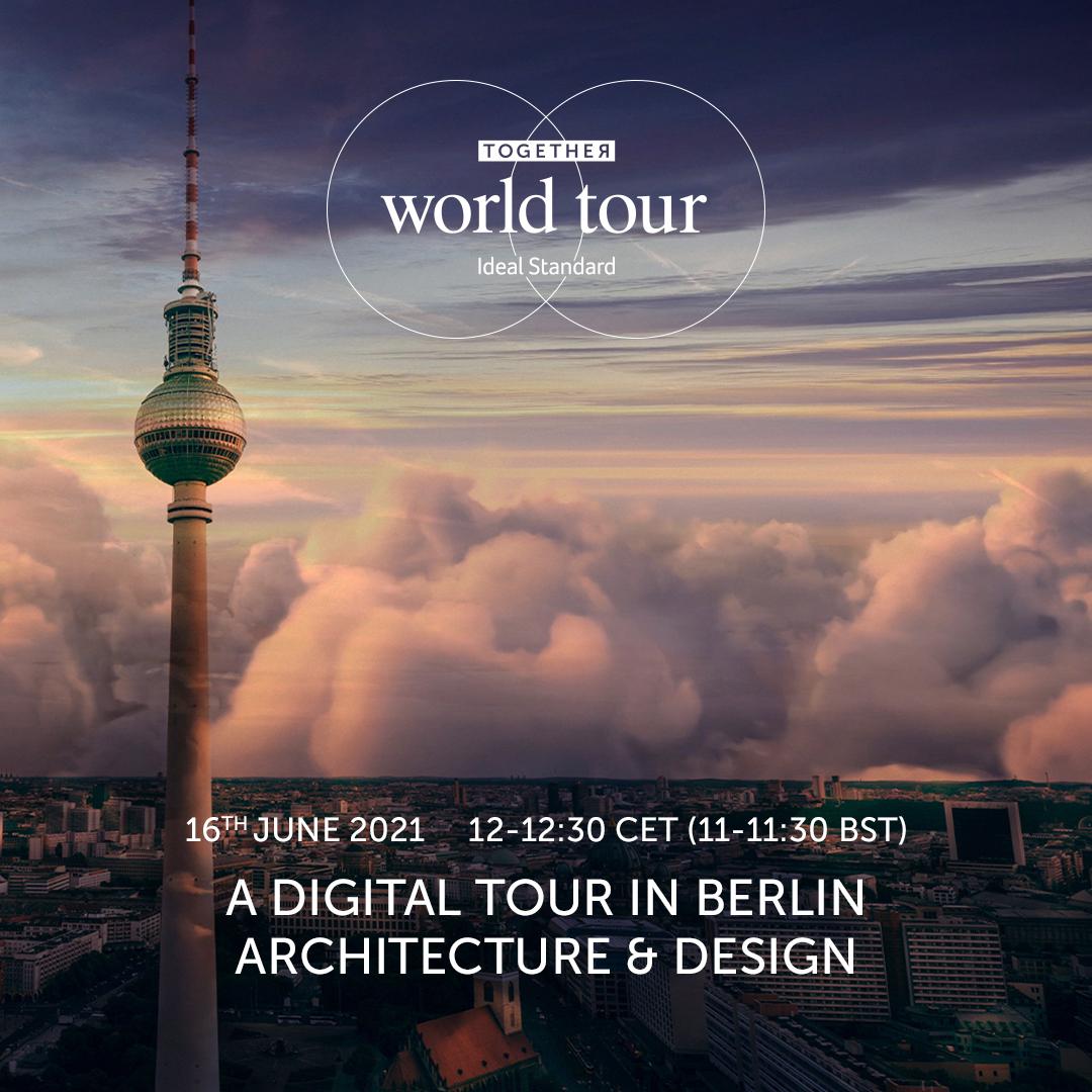 Together World Tour на Идеал Стандарт гостува в Берлин