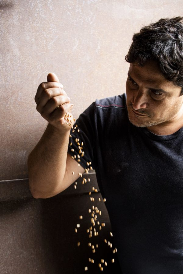 Шеф Мауро Колагреко- за хляба и хората